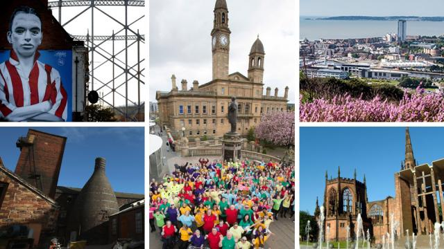 UK City of Culture 2021: The lowdown on the contenders