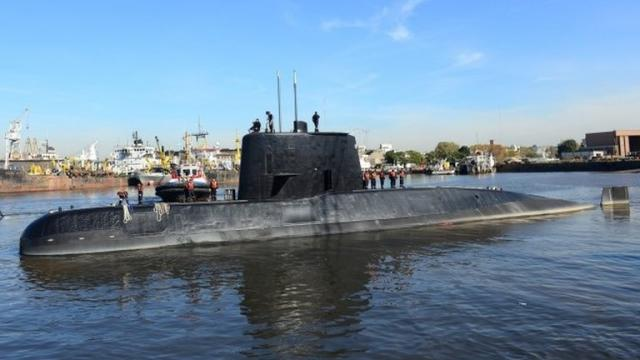 Argentina missing sub: Congress commission to investigate