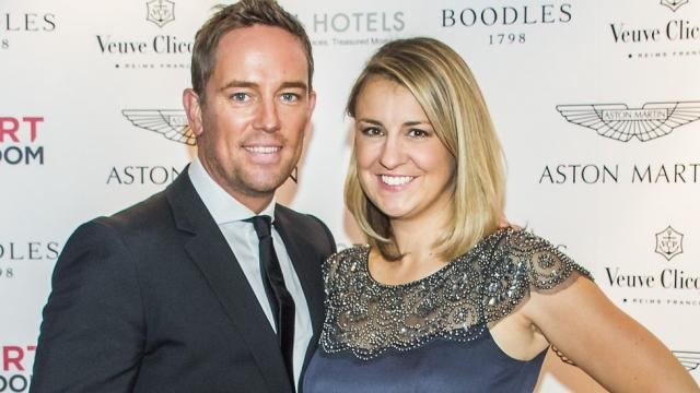 Simon Thomas leaves Sky Sports job to focus on caring for son
