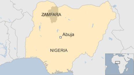 Gunmen kill 36 Nigerian miners in Zamfara state