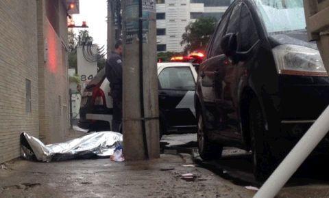 Uma pessoa foi assassinada a cada 9 minutos no Brasil em 2015, diz estudo