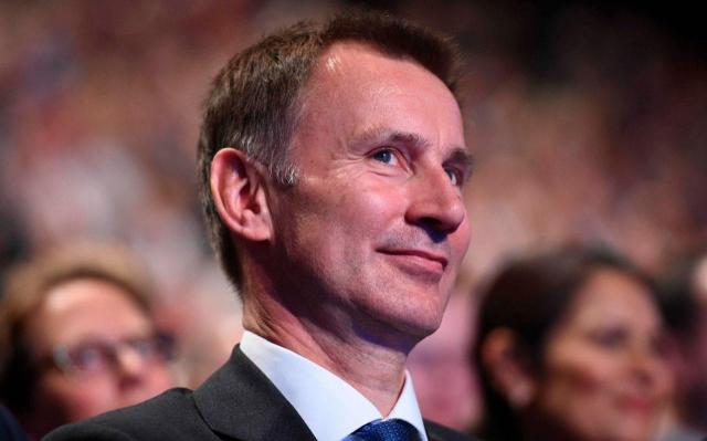 With Damian Green gone, the PM needs a strong deputy – Jeremy Hunt is the obvious candidate