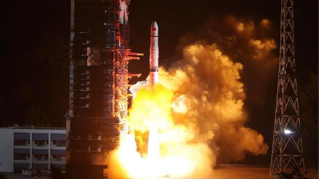 China launch will prep for Moon landing