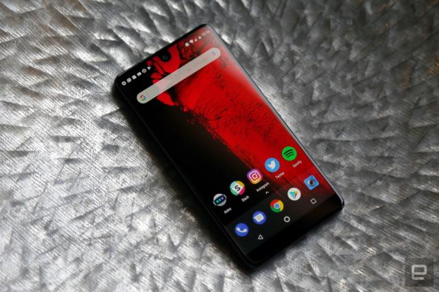 Essential is working to fix its sluggish touchscreens