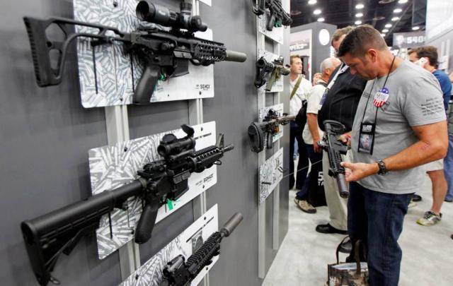 A arraigada fé nas armas nos Estados Unidos