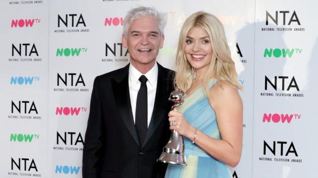 Five things we learned on the NTAs red carpet