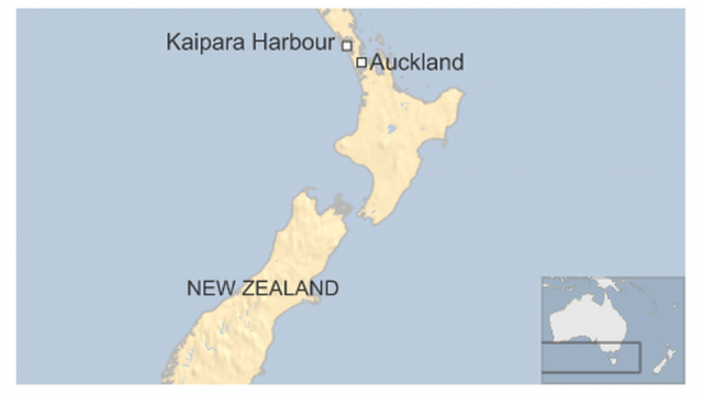 New Zealand: Bodies wash up from boat tragedy