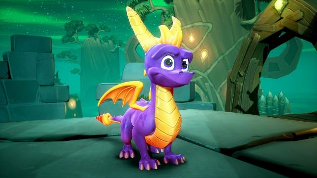Spyro Reignited Trilogy Devs on Meeting With Insomniac, Crash Bandicoot Remake Influence, More - IGN
