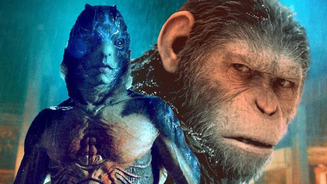 When Will the Oscars Recognize Andy Serkis and Doug Jones? - IGN
