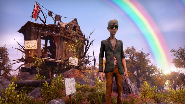 Survival game 'We Happy Few' is delayed until summer