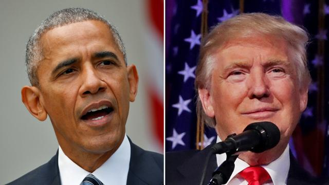 Barack Obama to welcome Donald Trump to White House