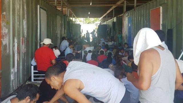 Manus refugees: Second group held by Australia leaves for US