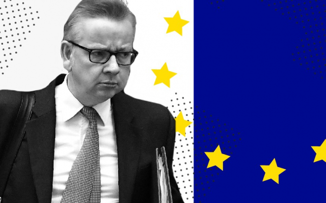 Michael Gove warns EU could use Irish border issue to hold Britain hostage over Brexit