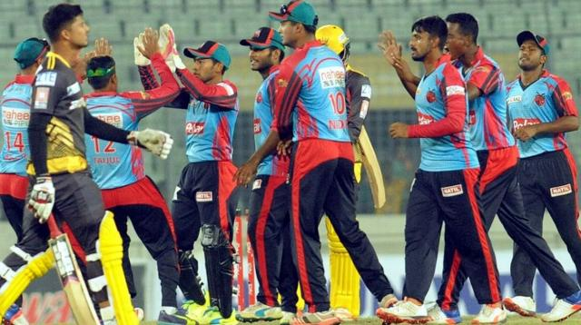 Sabbir eclipses Gayle, but Rajshahi fall short