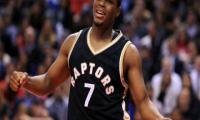 Lowry leads Raptors past Lakers for fifth straight win