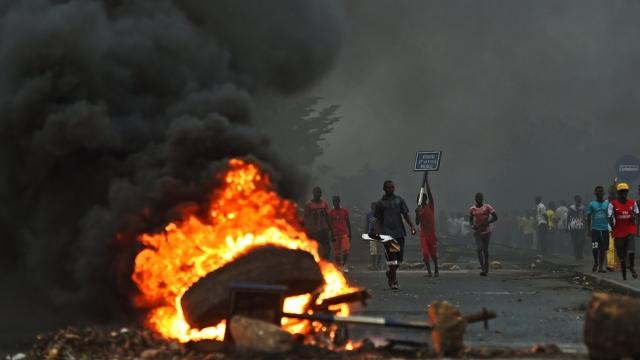 Burundi committed crimes against humanity - UN